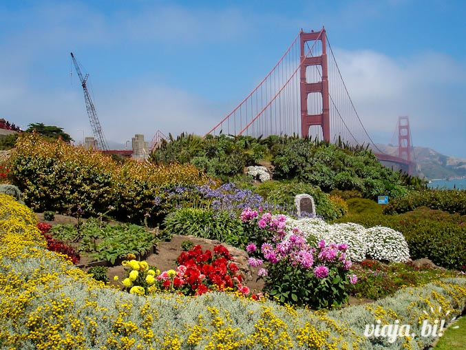 São Francisco e sua famosa Golden Gate