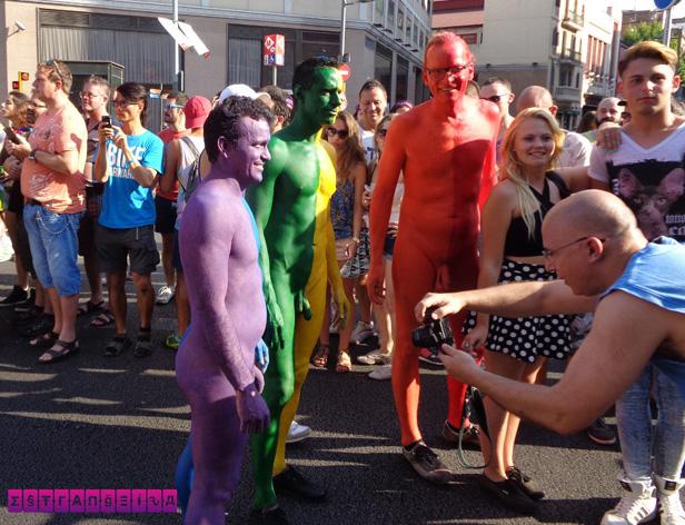 Pride Barcelona 2015, a Parada LGBT de Barcelona