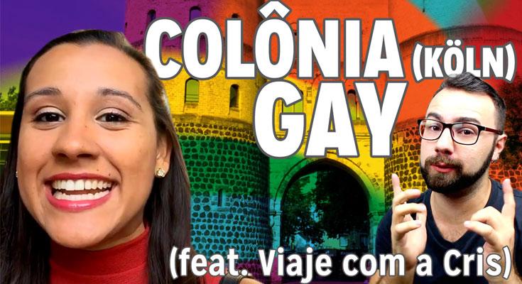 Lado Gay de Colônia, na Alemanha