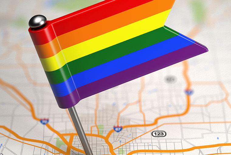 Turismo LGBT - Lugares onde você preferia estar