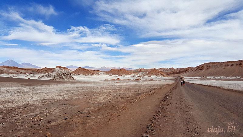 Atacama Gay: Dá pra ver um casal gay lá no fundo, no Valle de la Luna, no Deserto do Atacama