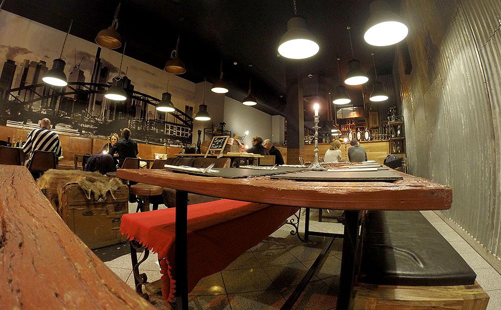 Meat Room, uma ótima opção pra jantar em Frankfurt