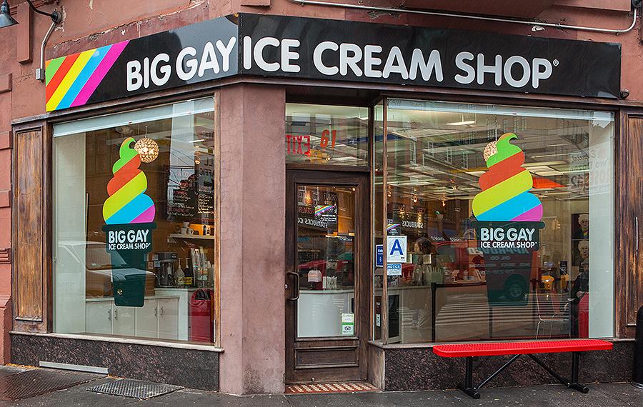 Big Gay Ice Cream Shop - Foto: Christopher Postlewaite