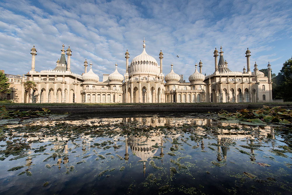 Royal Pavillion Brighton - Love is GREAT - Foto: Adam Bronk