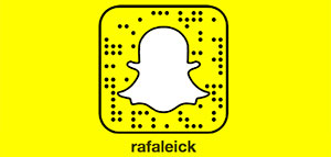 Snapchat: rafaleick