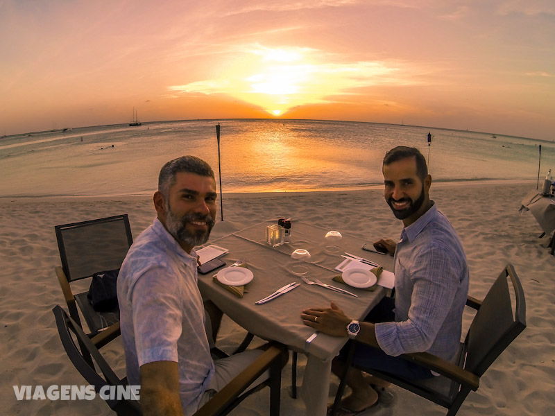 Aruba Hotel Palm Beach Marriott, no Caribe - Foto: Fabio Pastorello (Viagens Cine)