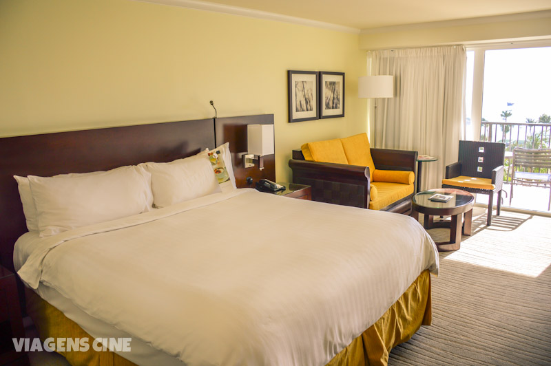 Aruba Hotel Palm Beach Marriott - Foto: Fabio Pastorello (Viagens Cine)