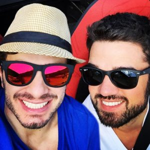 Antonio & André