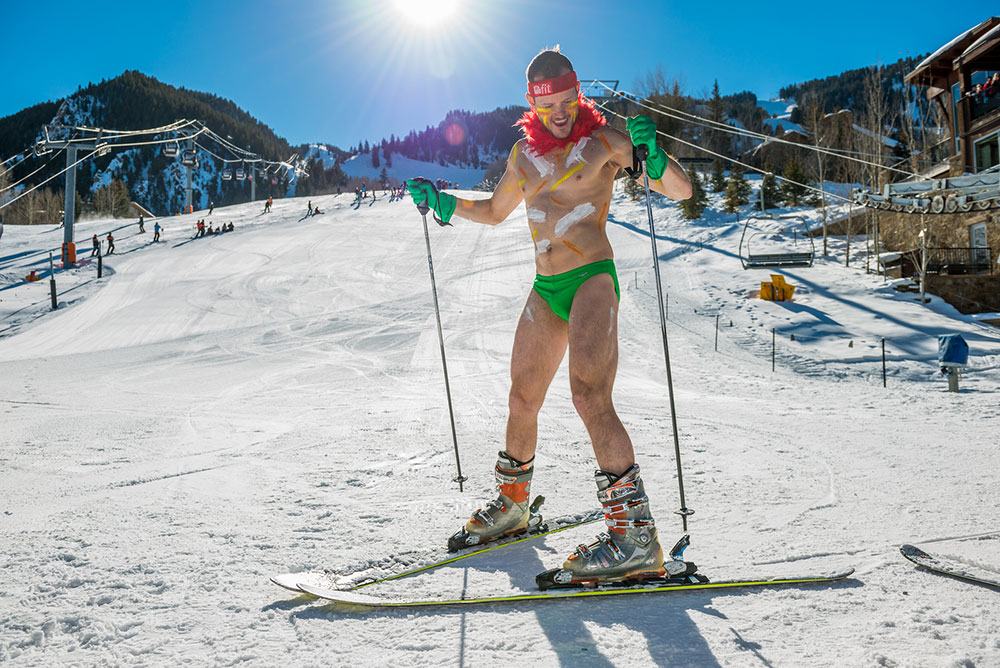 Melhores eventos gays: Aspen Gay Ski Week, em Aspen (Estados Unidos) - Foto: Divulgação