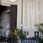 Amber Bar, no térreo do Puerto Norte Design Hotel