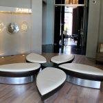 Lobby do Puerto Norte Design Hotel