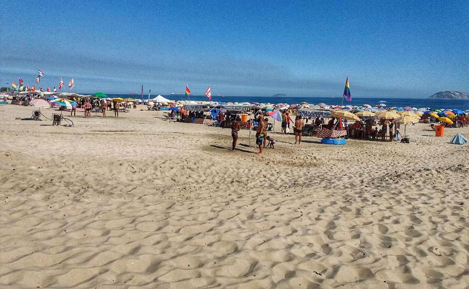 Praia de Ipanema, Posto 9, Rio de Janeiro - Foto: Jeff Slaid