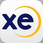 Apps de viagem: XE Currency