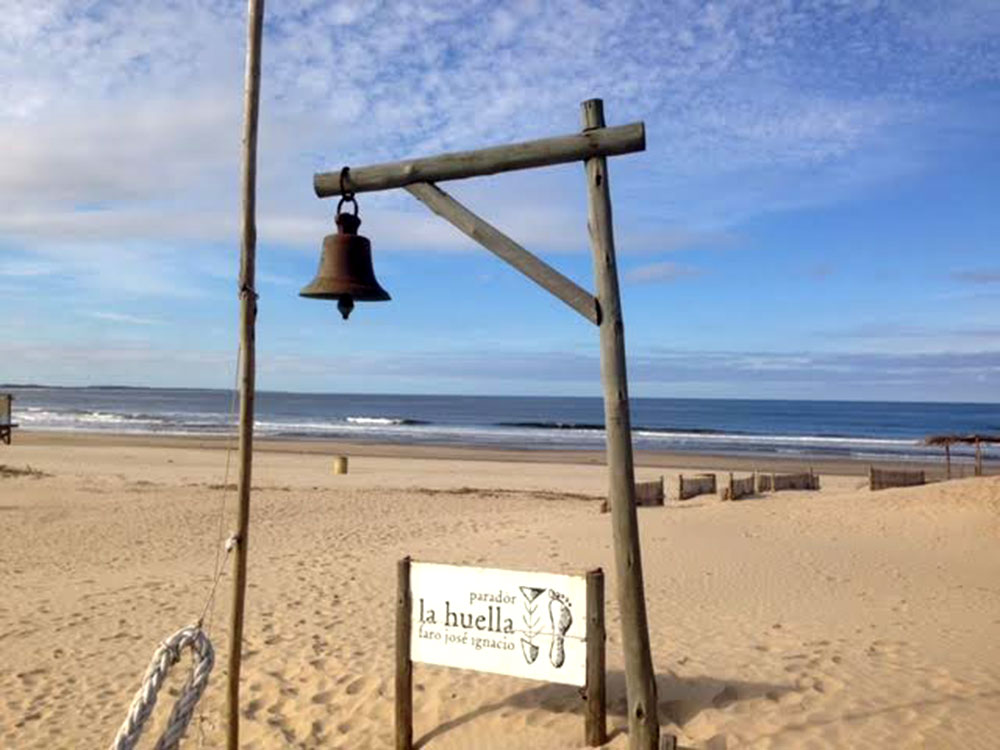Uruguai LGT: La Huella