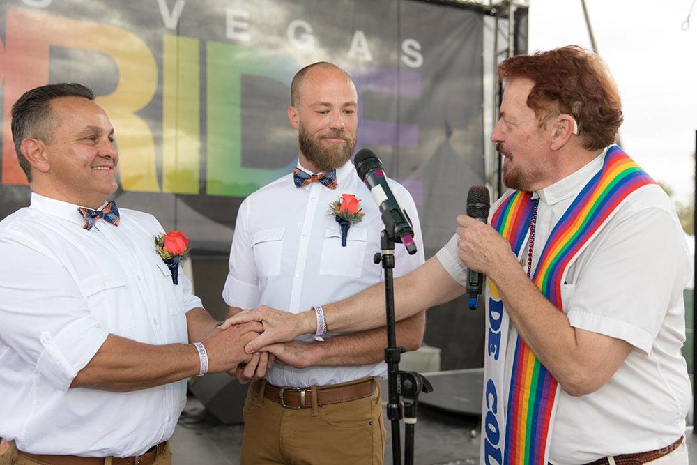 Casamento Gay - Eventos LGBT em Las Vegas - Foto: Divulgação