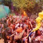 Holi Festival, na Índia - Foto: Antonio & André