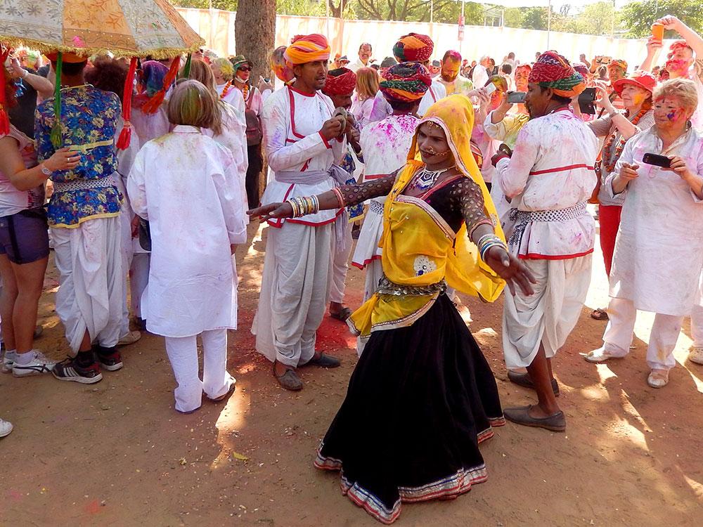 Holi Festival: trans divina - Foto: Antonio & André