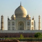 Taj Mahal, na Índia - Foto: Antonio & André