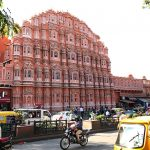 Palácio no Rajastão, na Índia - Foto: Antonio & André