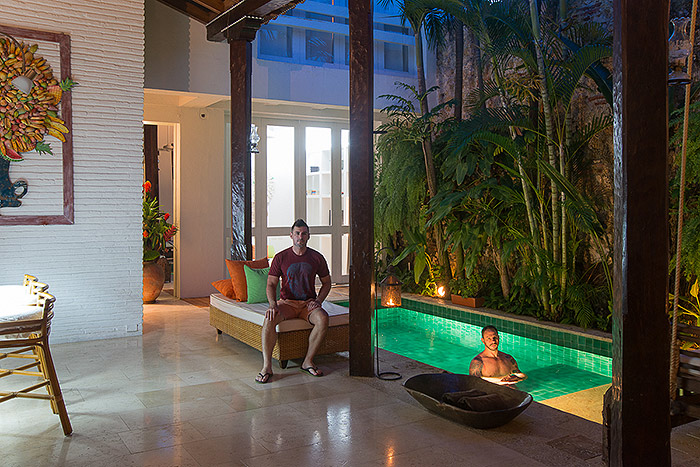 Hotel Room Portraits: Olha a finésse desse hotel em Cartagena, na Colômbia, em 2013
