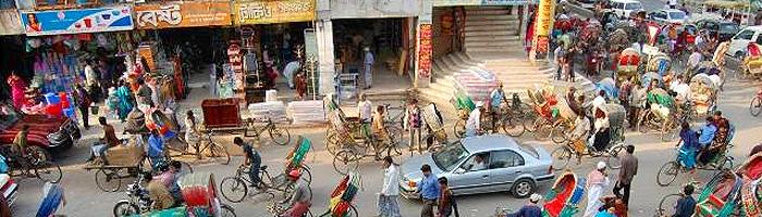 Países mais homofóbicos do mundo: Daca, Bangladesh - Foto: Karen Tanaka / Quatro Cantos do Mundo - quatrocantosdomundo.wordpress.com