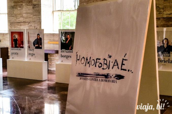 Exposição promovida pelo iGay expõe opiniões sobre a homofobia