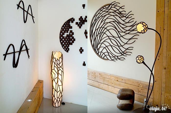 Ateliê/Showroom do JP Eco Design em Santo Antônio do Pinhal - Foto: Emerson Lisboa / Viaja Bi!