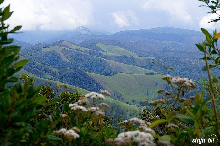Vista do Pico Agudo, em Santo Antônio do Pinhal - Foto: Emerson Lisboa / Viaja Bi!