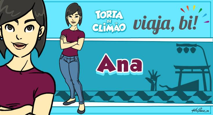 Ana, amiga do Bruno, também é de São Paulo (Ilustração: Kris Barz / Torta de Climão)