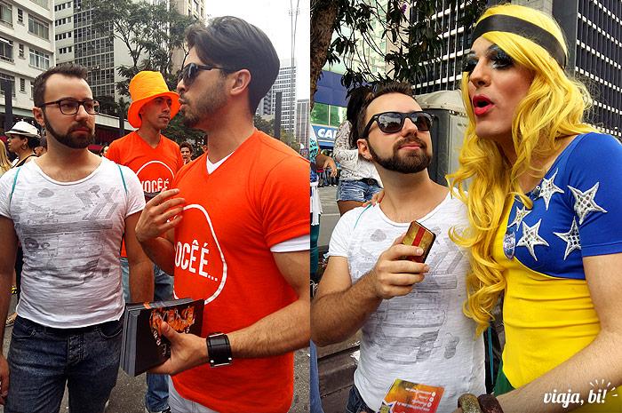 Entrevistando Thiago Araújo, da Igreja Cidade Refúgio e a drag Roxy Yours