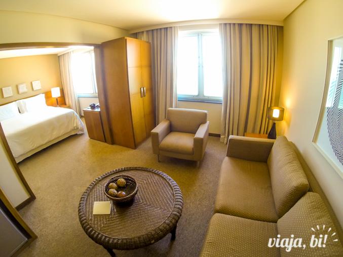 Hotel Marina Palace - suíte