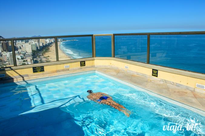 Hotel Marina Palace - Piscina