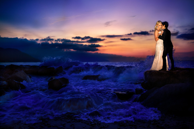 Jen e Lani em Puerto Vallarta, um famoso destino de viagem gay-friendly