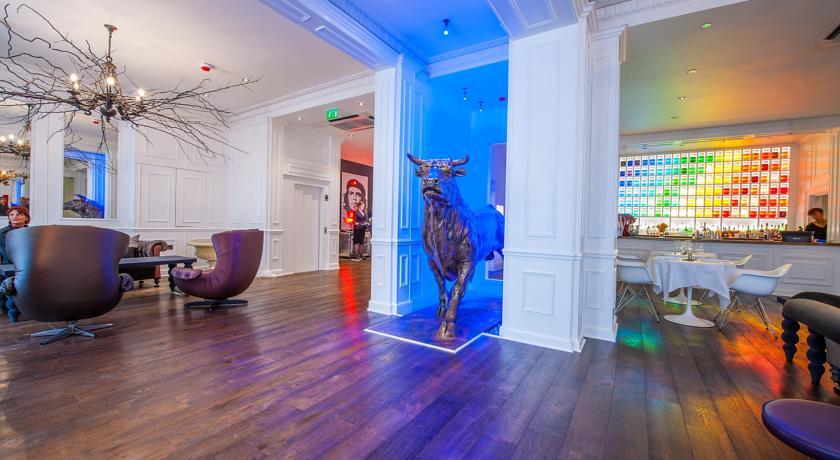 Hotel The Exhibicionist, uma opção de hospedagem gay-friendly em Londres