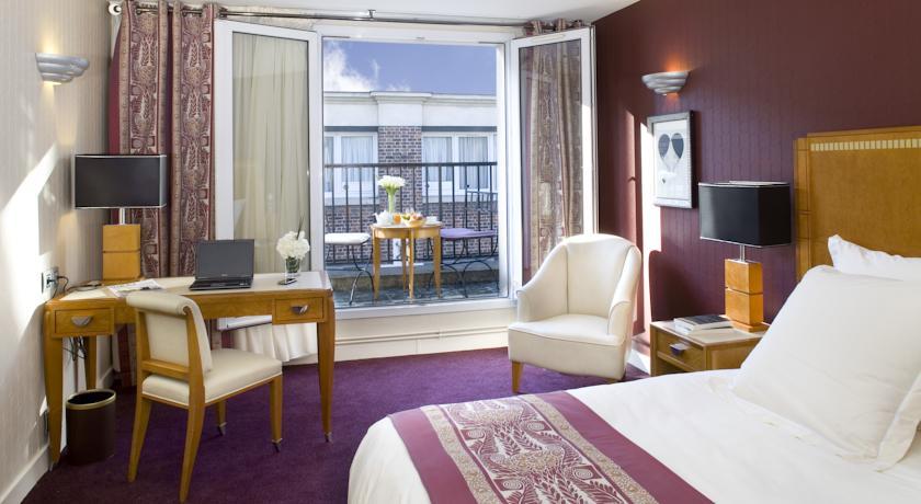 Hotel Gay em Marais Paris