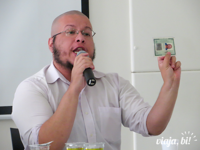 Luiz Uchoa pediu a desburocratização do reconhecimento do nome social