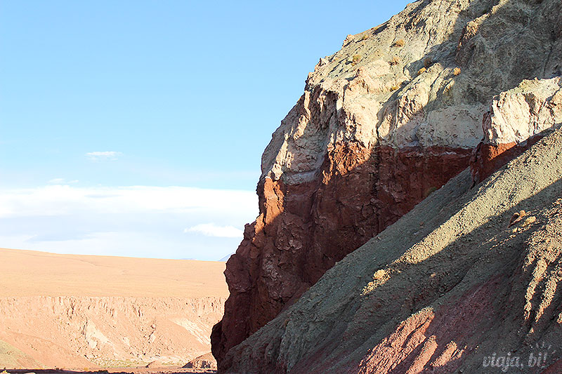 Atacama Gay: Pedras multicoloridas no Valle del Arcoiris (Vale do Arco-íris)
