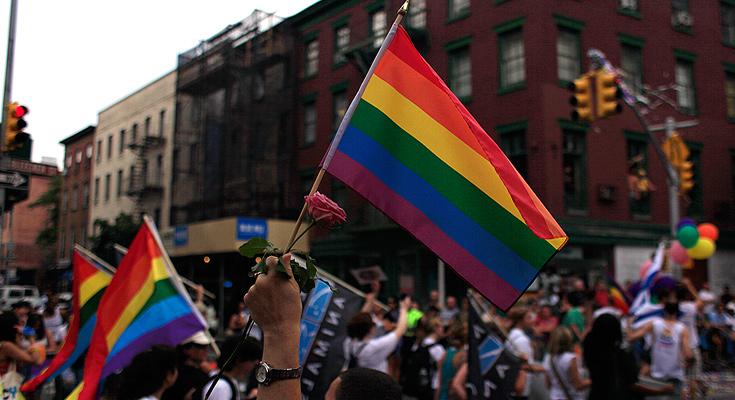 Pride March é um dos eventos gays de Nova York - Foto: Joe Buglewicz