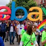 o Ebay também apoiou a Parada - Foto: Paulinho Basile