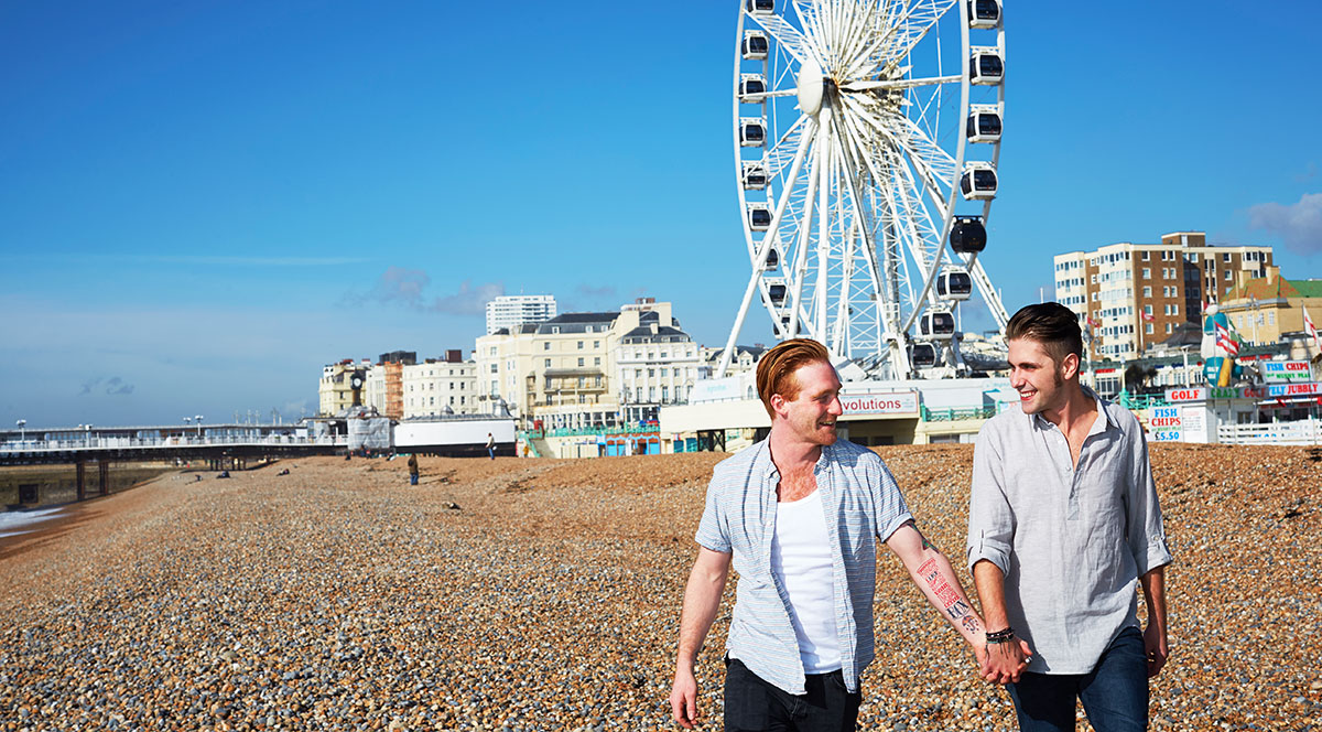 Brighton - Love is GREAT