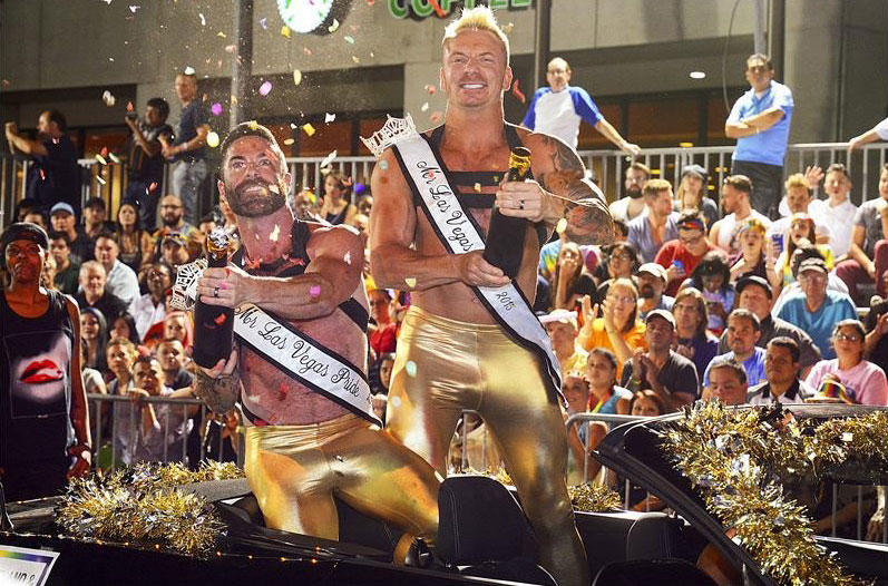Las Vegas Pride Night - Foto: Divulgação