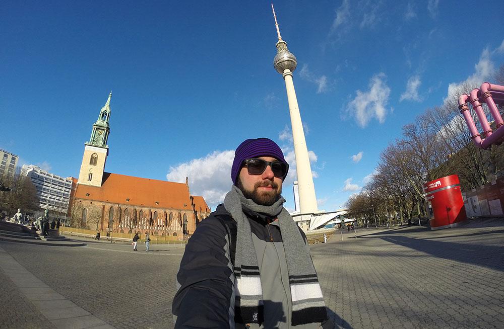 Berlim está entre os destinos que visitei nos últimos 2 anos de Viaja Bi!