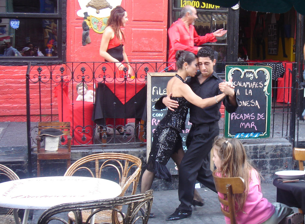 Argentina Gay: Tango no El Caminito, em Buenos Aires