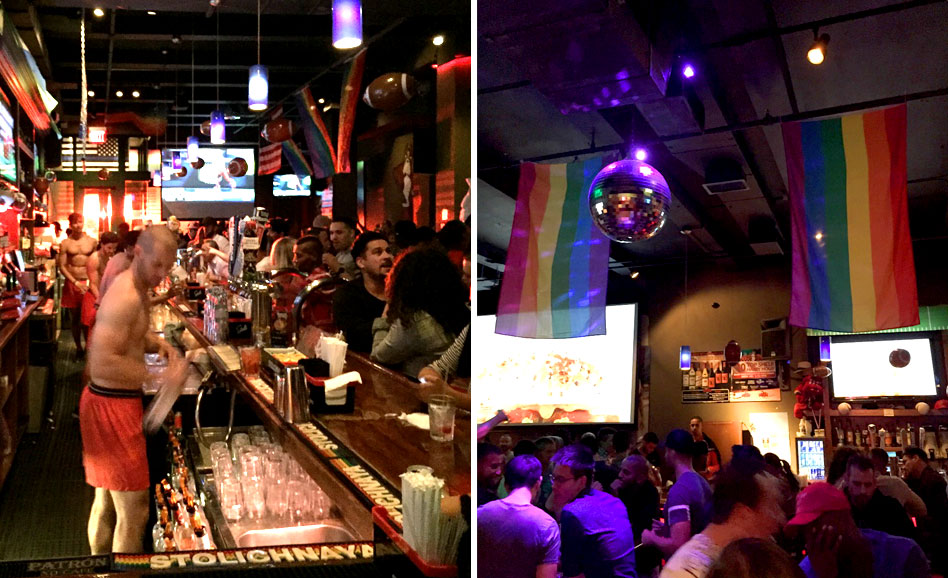 Guia Gay de Nova York - Balada Gay: Boxers - Foto: Amilton Fortes