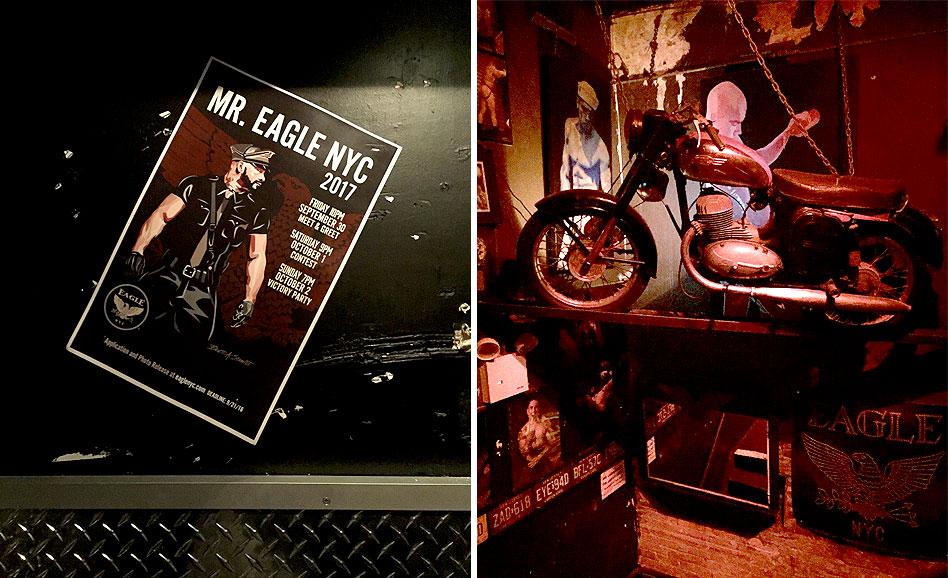 Guia Gay de Nova York - Balada Gay: Eagle - Foto: Amilton Fortes