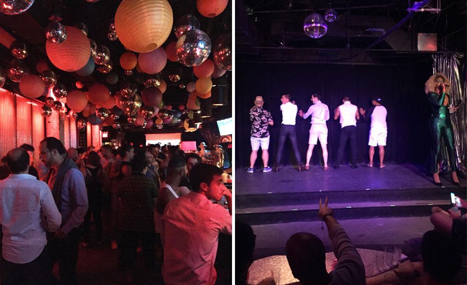 Guia Gay de Nova York - Balada Gay: Industry - Foto: Amilton Fortes