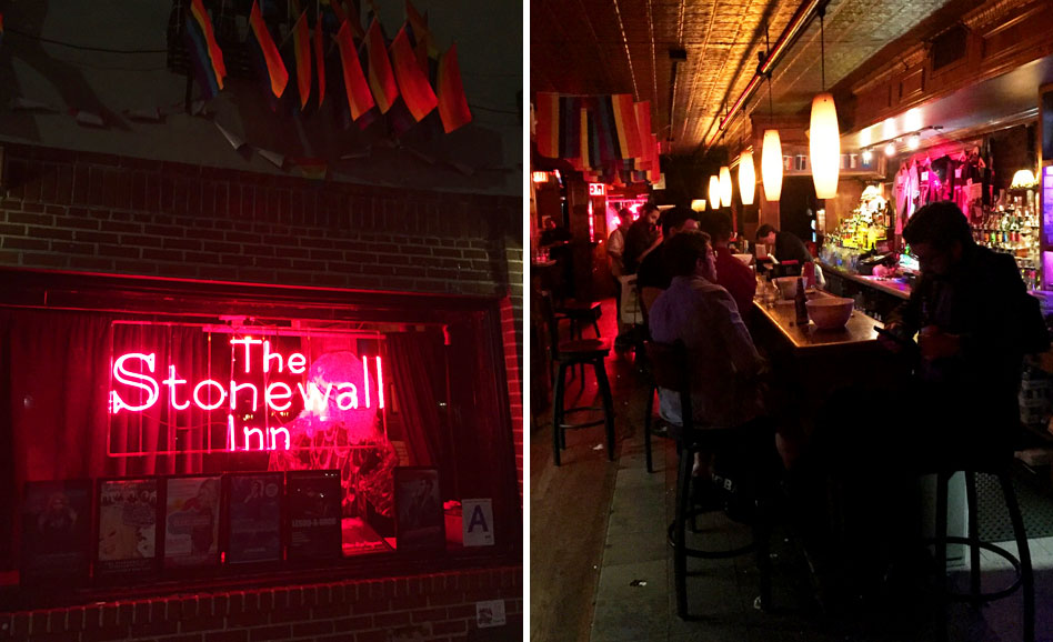 Guia Gay de Nova York - Balada Gay: The Stonewall Inn - Foto: Amilton Fortes
