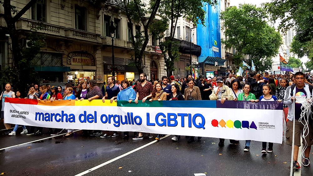 Abertura da Marcha del Orgullo