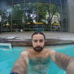 Onde ficar em Buenos Aires: Hotel CH Madero Urbano Suites - Piscina