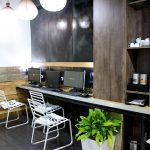 Onde ficar em Buenos Aires: Cyan Hotel Recoleta - Computadores